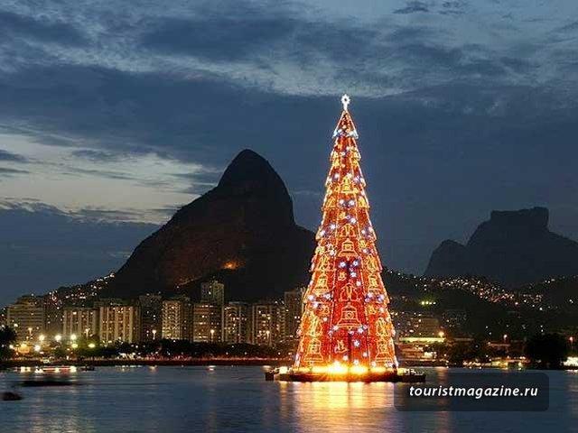 Новый год бразилия как празднуют
